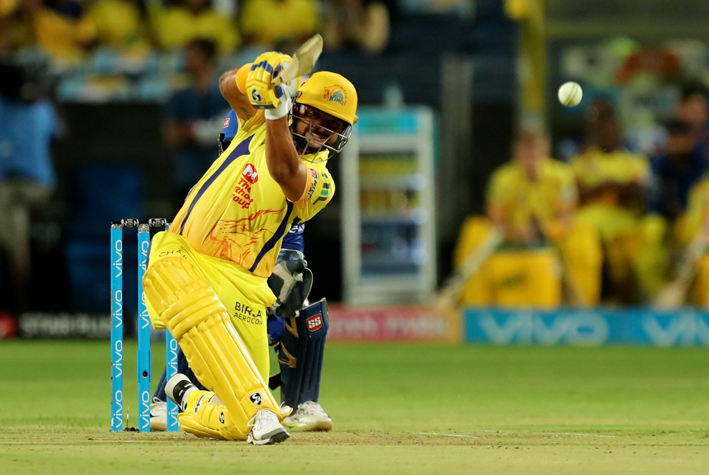 N Srinivasan reveals the player name who could replace Suresh Raina
