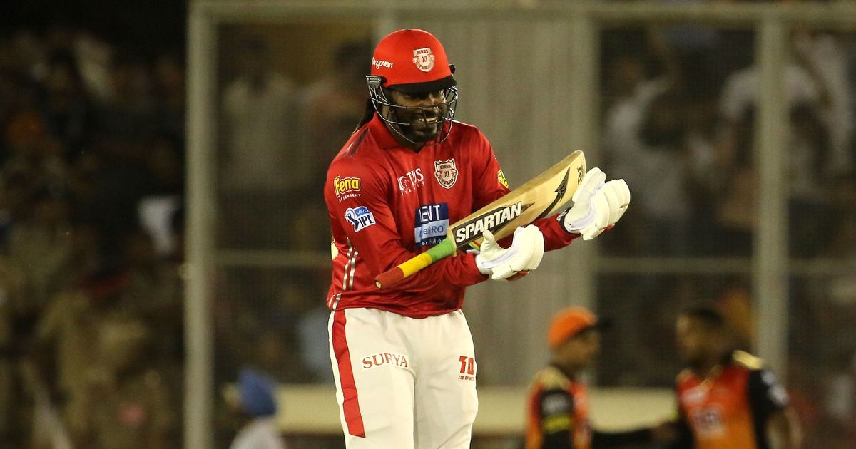 Gayle treated me like a 2nd grade bowler – Hogg recalls his BBL duel with Gayle