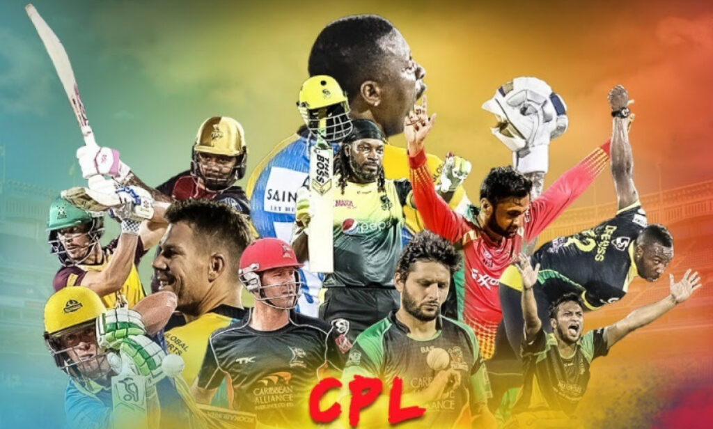 Franchises announce confirmed squad for CPL 2020