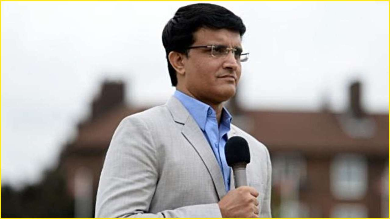 The priority is to make India-England Test series happen in India: Ganguly