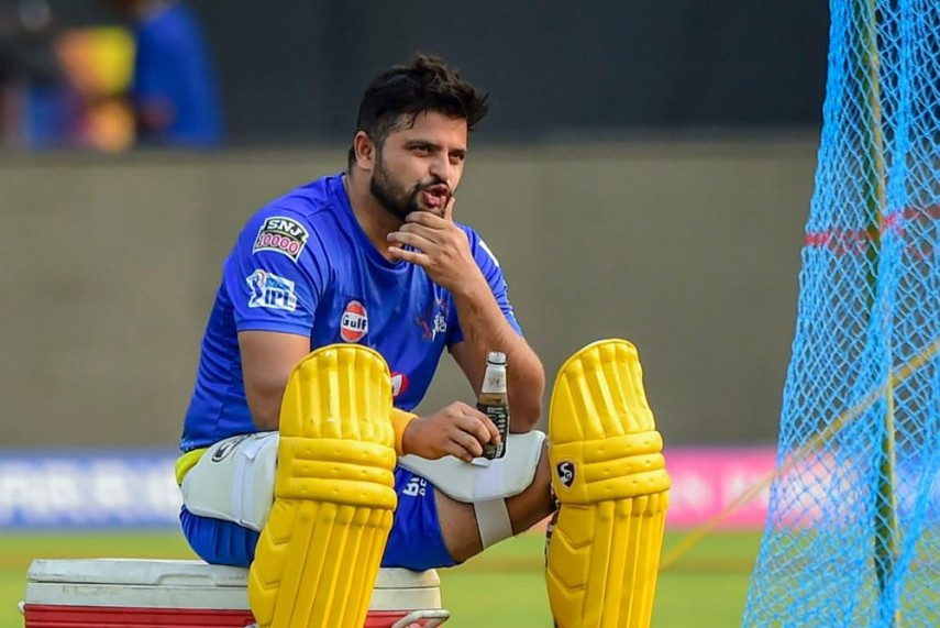 Suresh Raina likely to join CSK camp again for IPL 2020