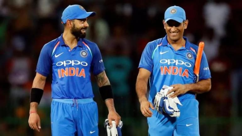 You have to give Dhoni a lot of credit for what Virat today is : Ramdin
