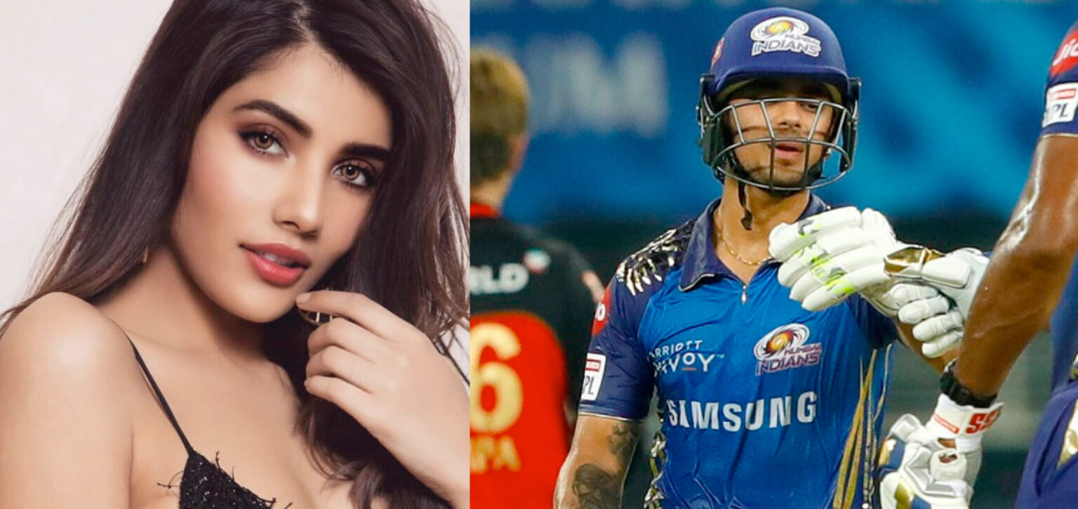 Ishan Kishan's Girlfriend posts a wonderful message after Marvel of an innings from youngster