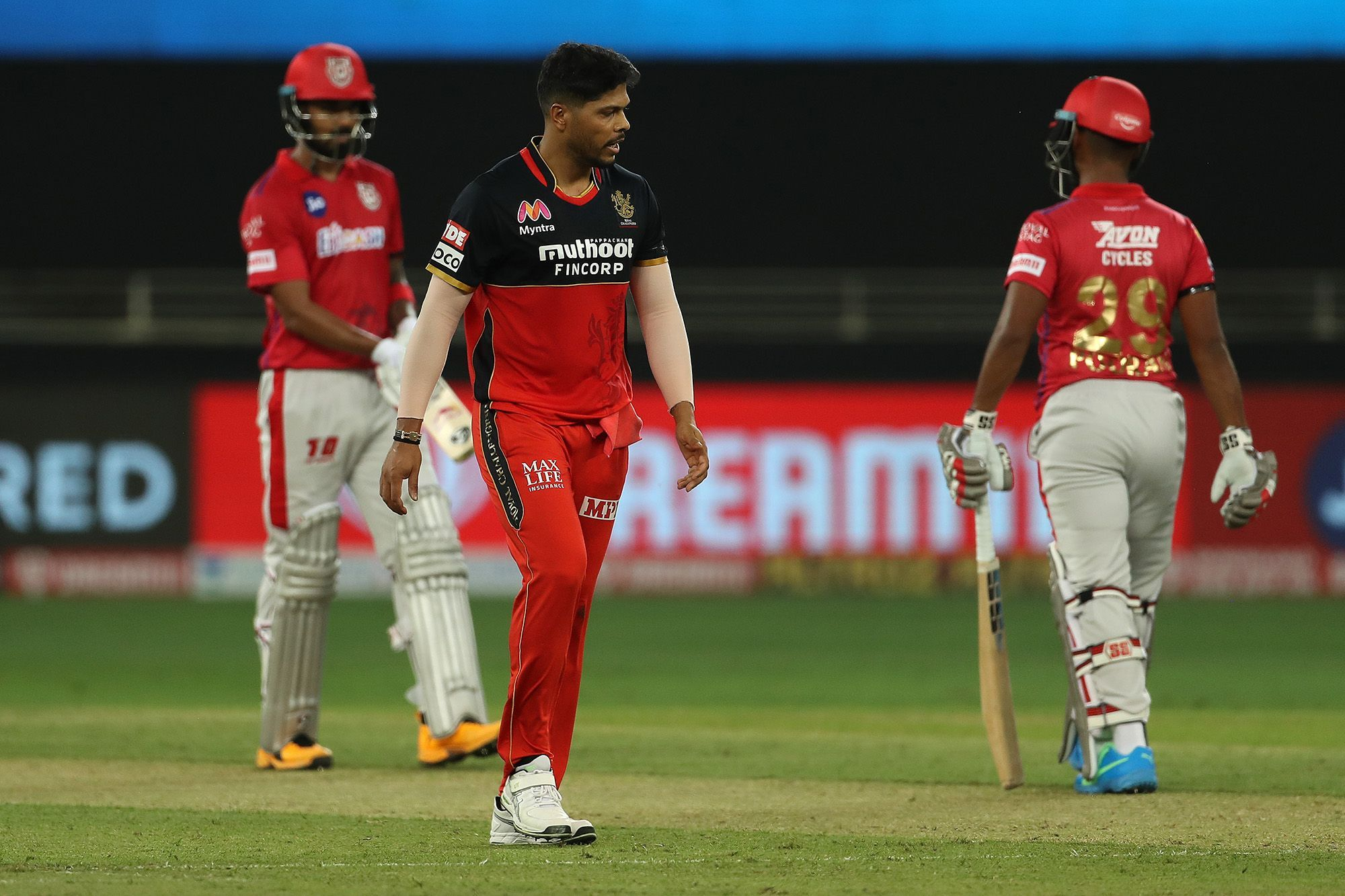 Twitter goes berserk as Umesh Yadav delivers possibly the worst ball of the decade