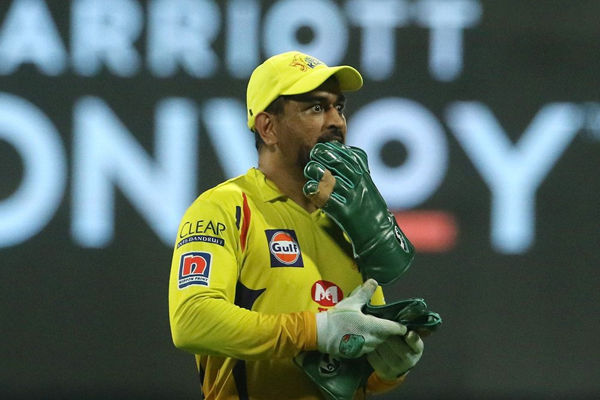 MS Dhoni's epic reply to the commentator asking 'Whether he has revenge on his mind'