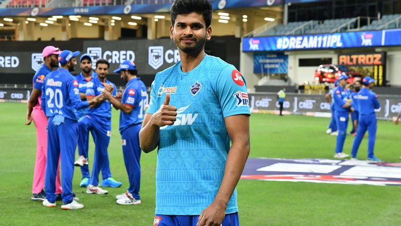Shikhar Dhawan gives an update on Shreyas Iyer's injury