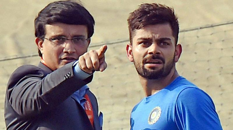 Ganguly and Kohli in trouble after court issues notice for endorsing online sport apps