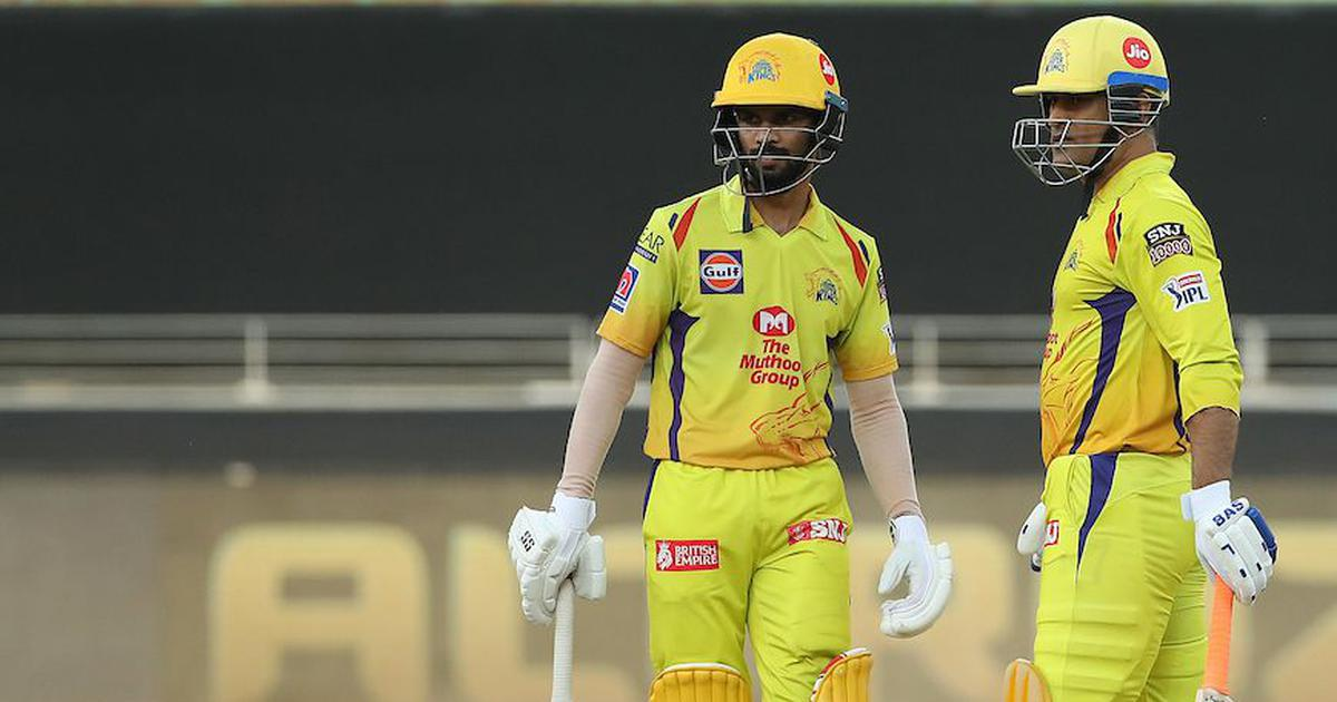 Ruturaj Gaekwad reveals on the statement commented by MS Dhoni's 'no-spark' in Chennai Super Kings youngsters