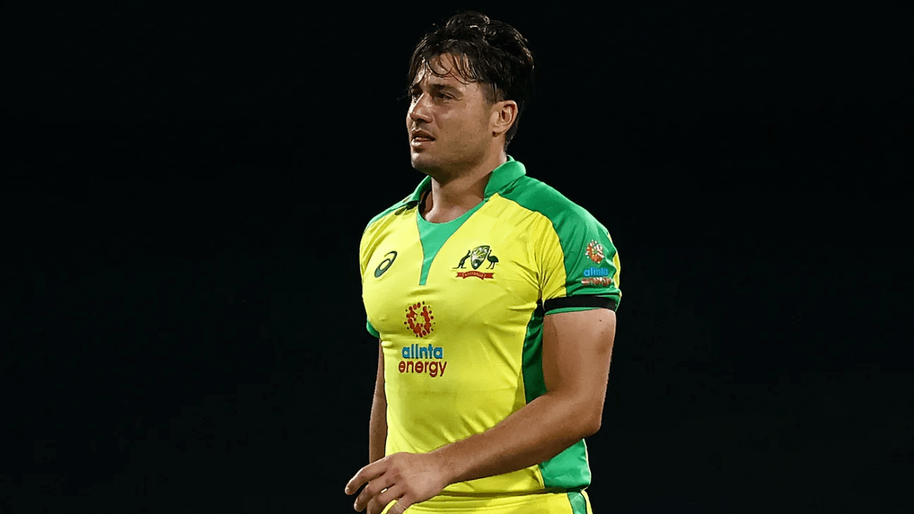 It seems Marcus Stoinis would miss 2ndODI against India due to side strain