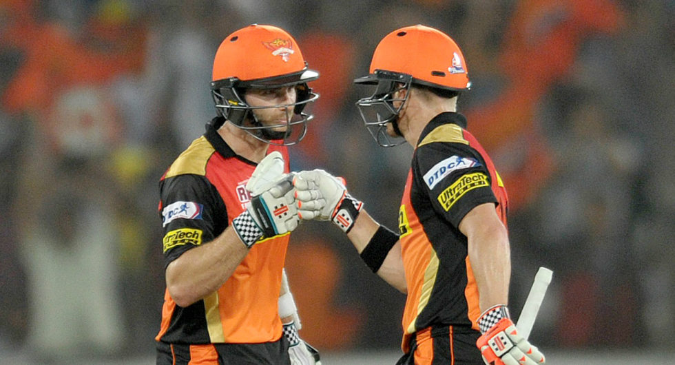 David warner reveals about Kane Williamson's future to the SRH Fan.