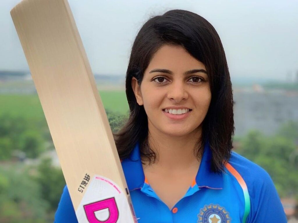Fan asked Indian Women Cricketer Priya Punia about her boyfriend, her reaction gets viral