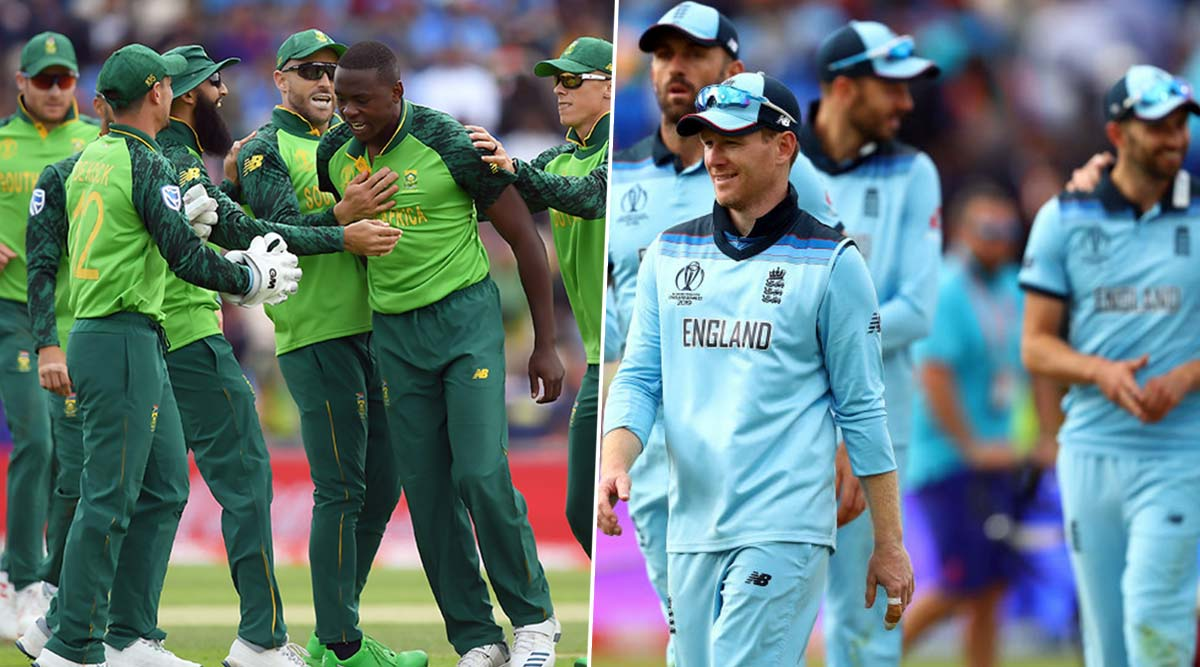 England vs South Africa 2020: Match Schedule and Details of Telecast