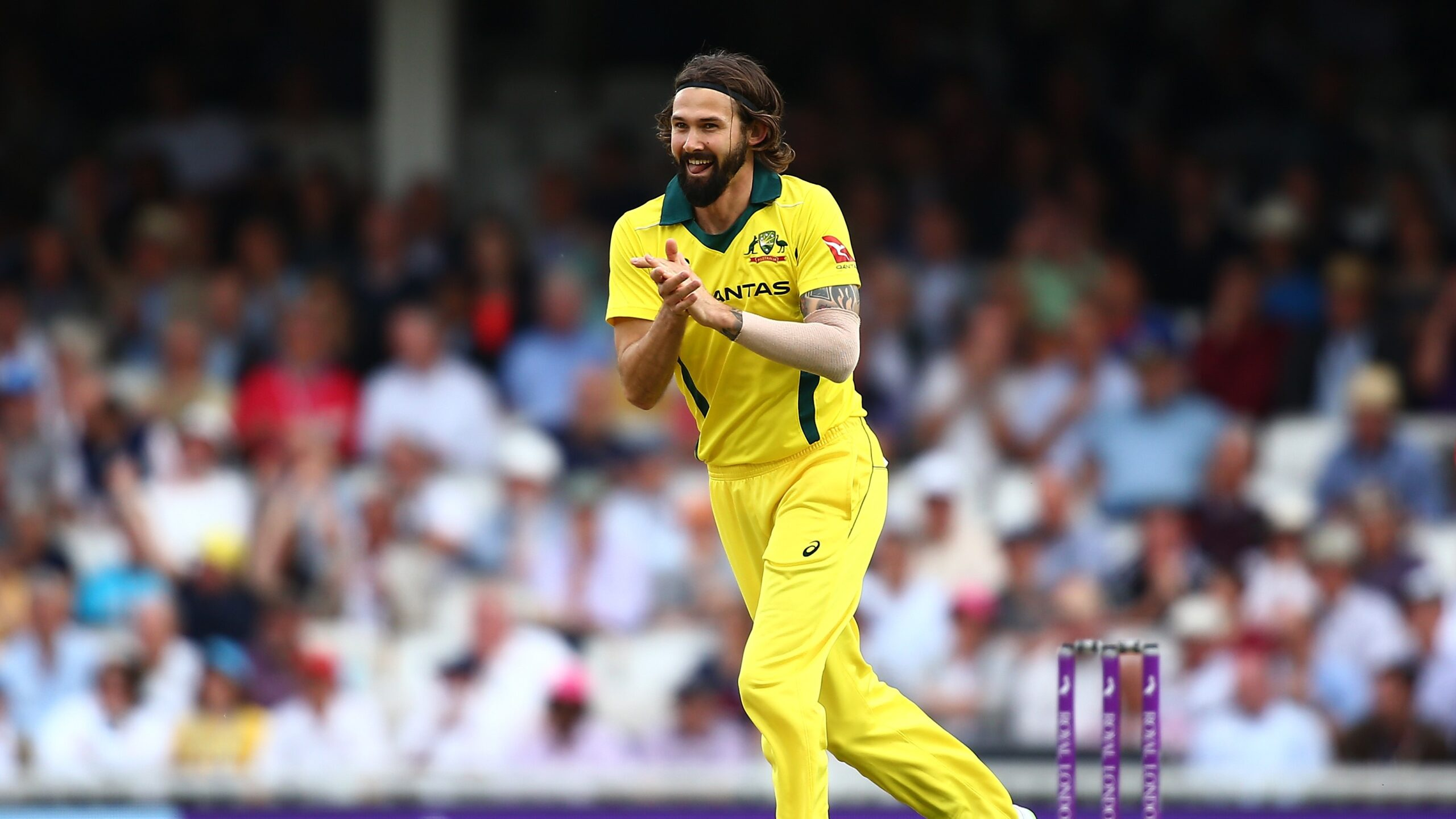 Kane Richardson left out from T20I, ODI squad for the India Series, Replacement is named.