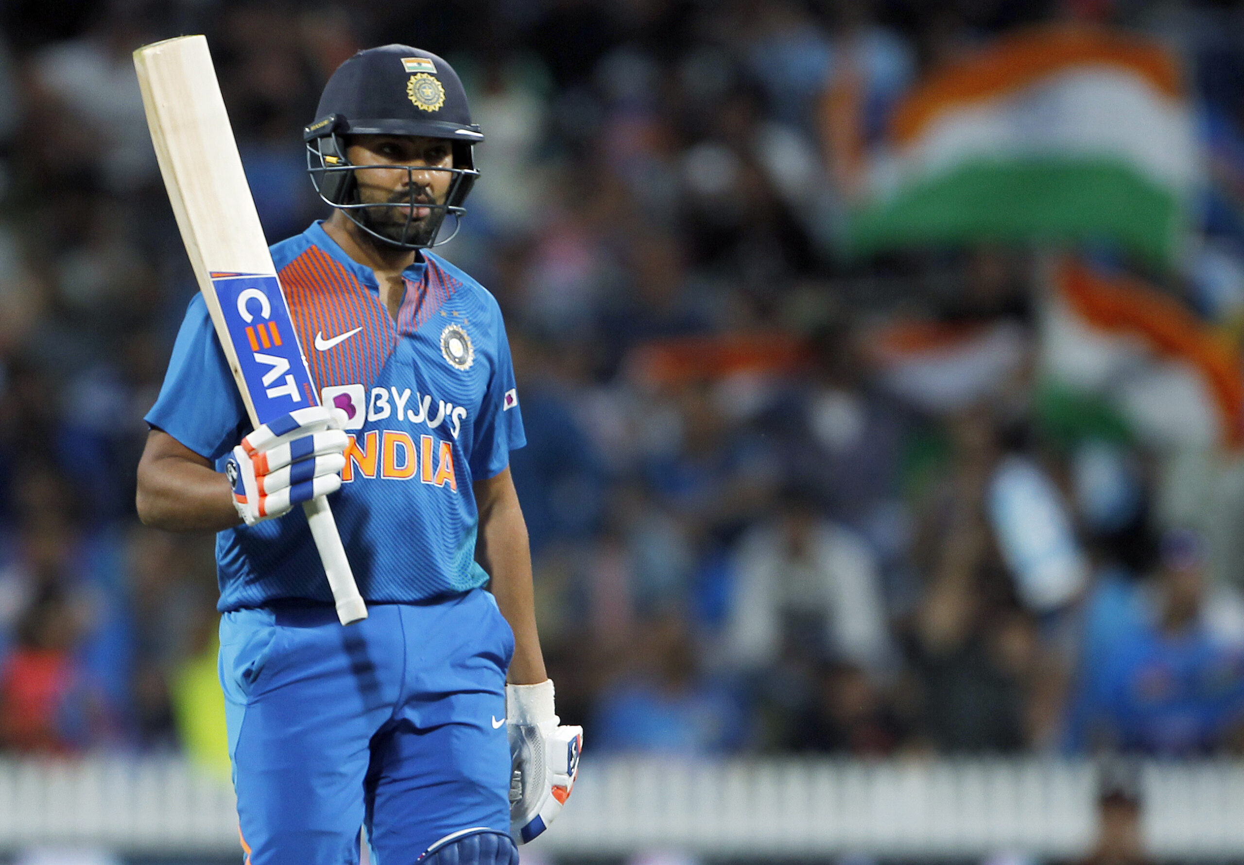 Rohit is still 70% fit: Saurav Ganguly on Rohit Sharma's fitness