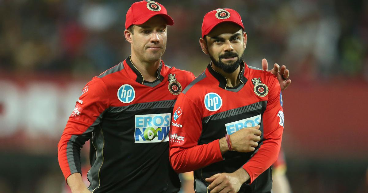 3- players who can captain RCB in place of Virat Kohli