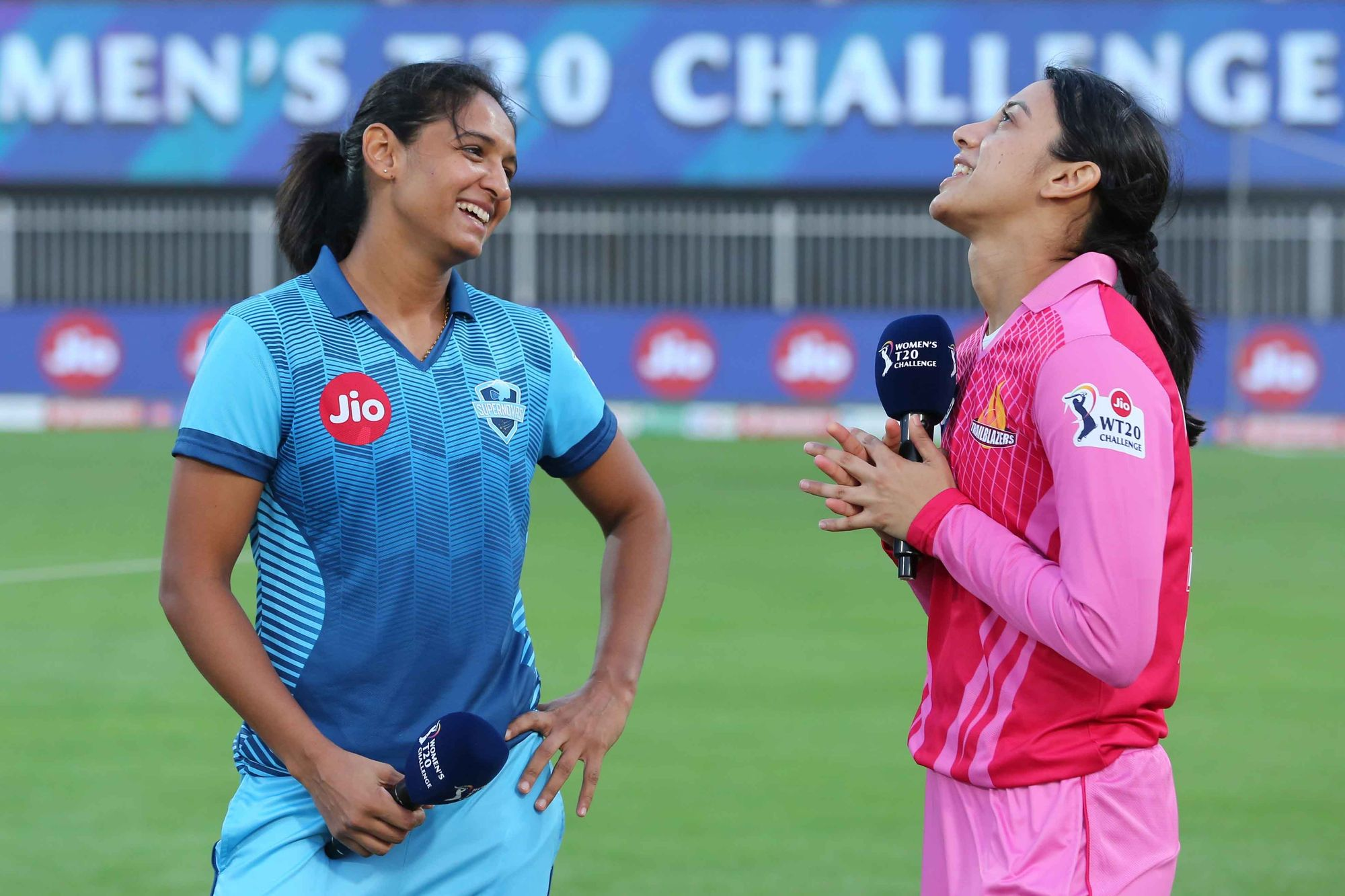 Supernovas reach third consecutive Women's T20 Challenge final with a close win against Trailblazers