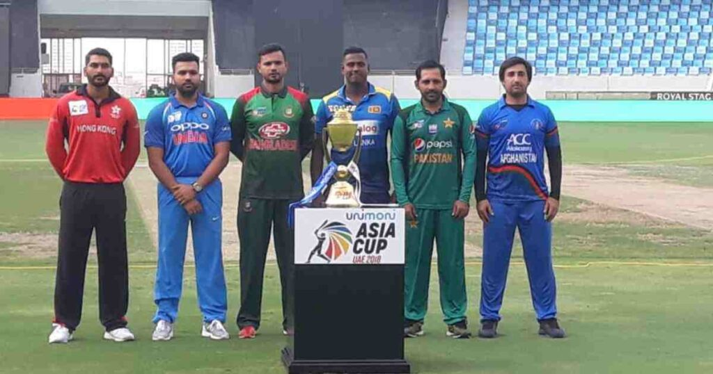 2021 Asia Cup will be hosted by SriLanka and rights of 2022 is given to Pakistan said by PCB CEO Wasim Khan