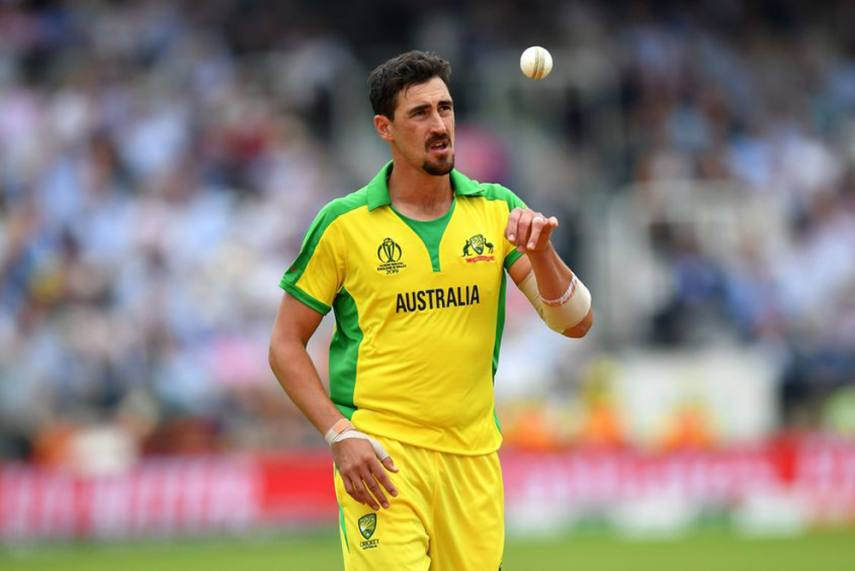Mitchell Starc likely to miss the the T20I series due to injury