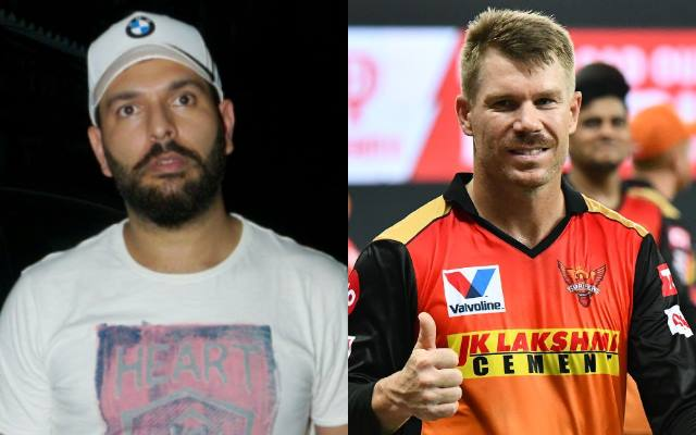 After the new look took by David Warner, Former Indian Cricketer came up with a funny comment
