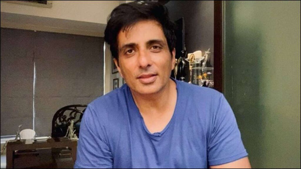 Strong reply gave by Sonu Sood when fan asked him to save Team India