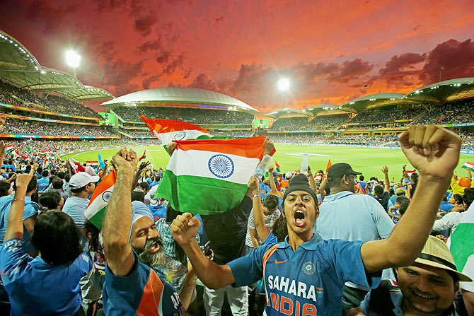 BCCI has allowed for entry of spectators ahead of India Vs England for T20I series