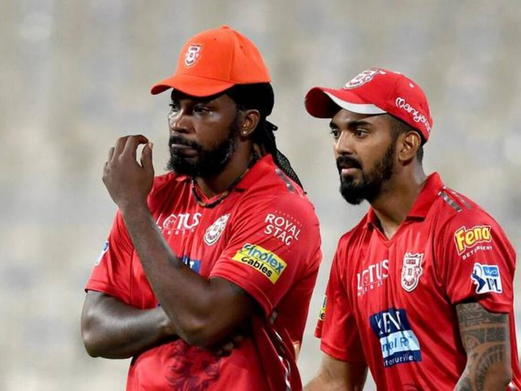 Chris Gayle and KL Rahul to squad