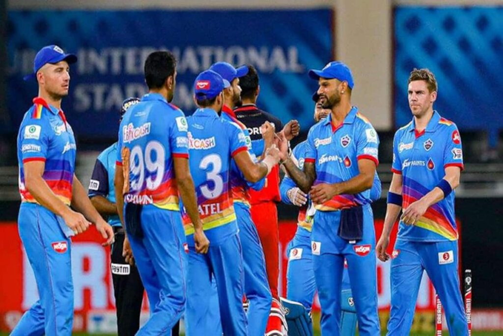 Three players in the contention list for Delhi Capitals
