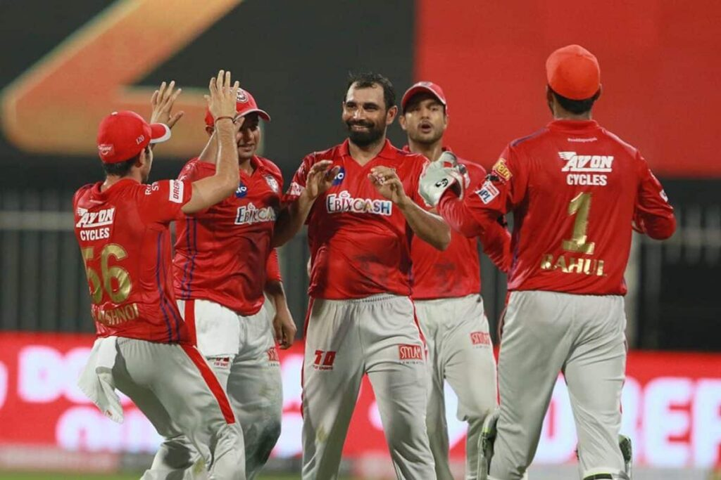 Retain and Release players list of KXIP