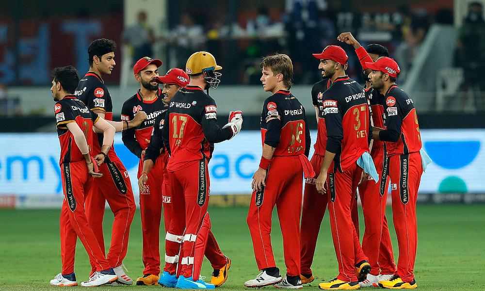 Retain and release players list of RCB