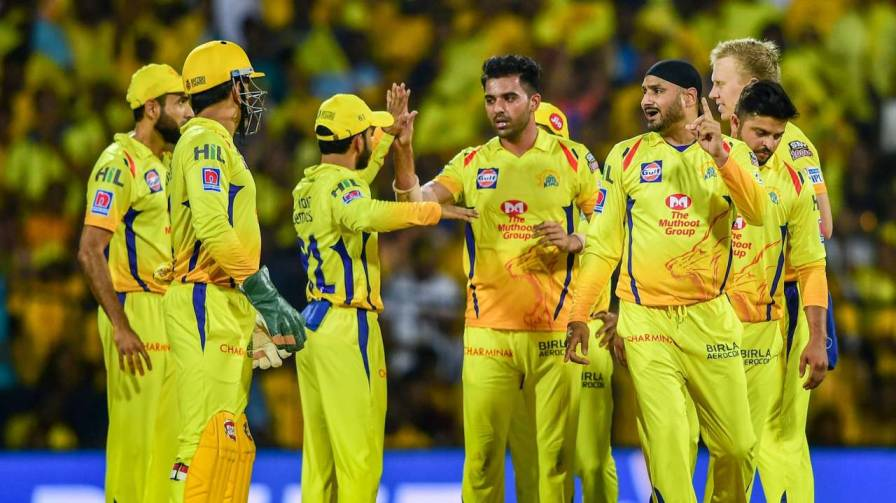 Retain and release players list of CSK