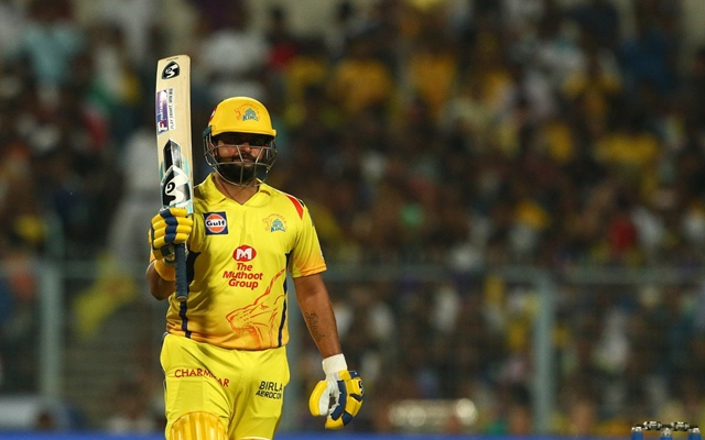 Rare chances of retaining Former Indian Player in the squad of Chennai Super Kings for IPL-2021