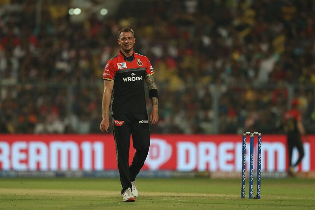 replace South African Player in RCB