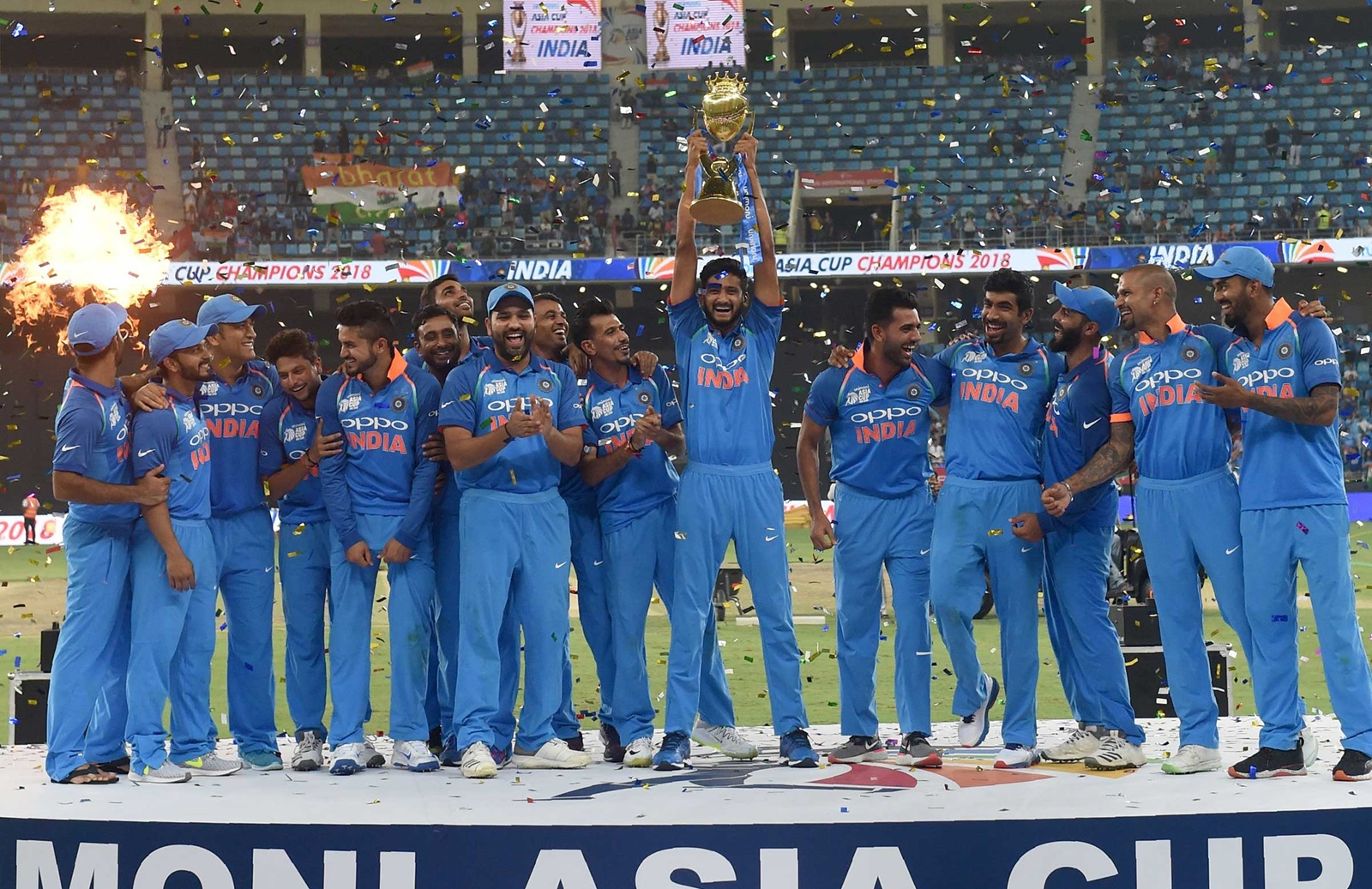 Predicted Indian Second String Team for the Upcoming Asia Cup