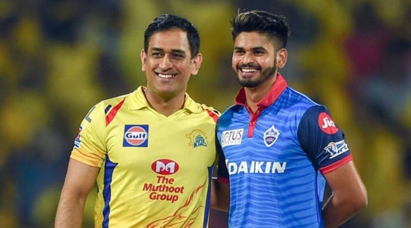 CSK and DC teams for the IPL 2021