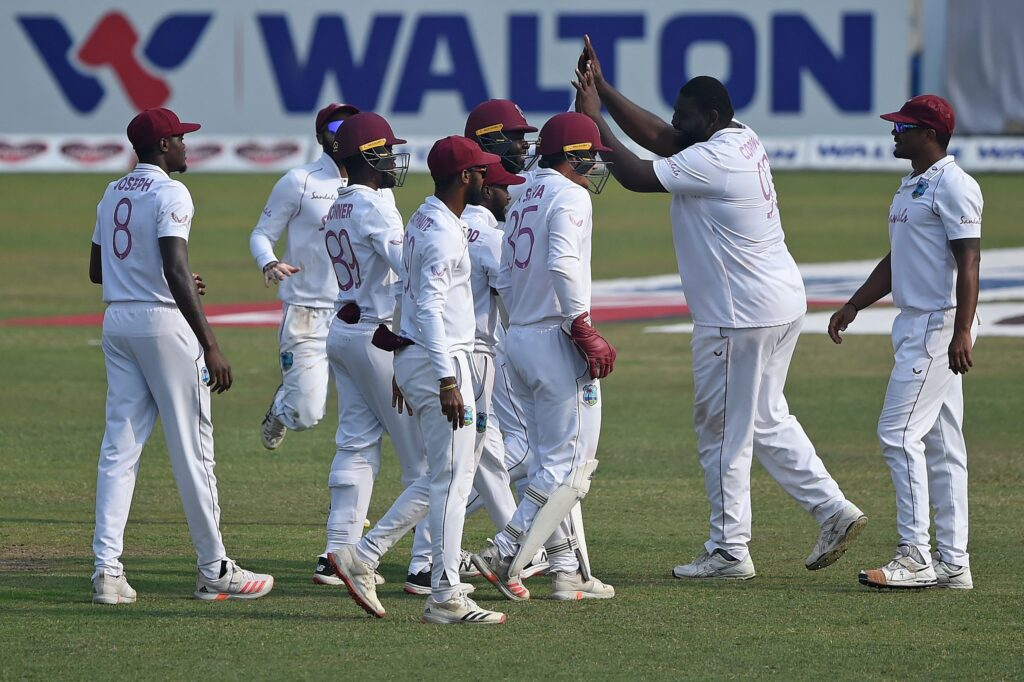 Another Tremendous win in a row by West Indies over Bangladesh