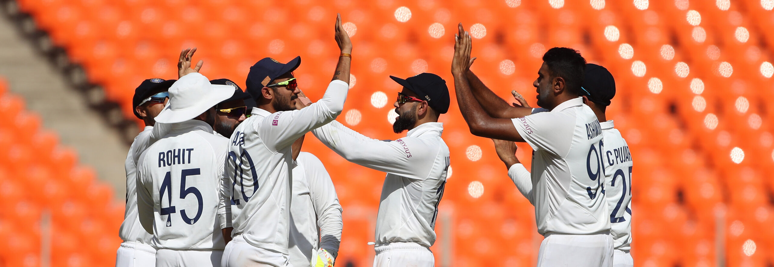 Bails got missing in the fourth Test match between India andEngland