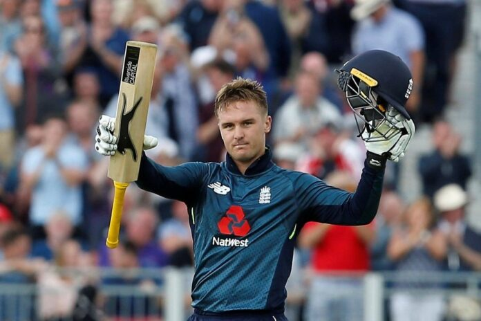 Jason Roy came as a replacement for Sunrisers Hyderabad