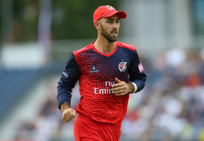 Glenn Maxwell is in a terrific form in the net session; hits blistering reverse sweep