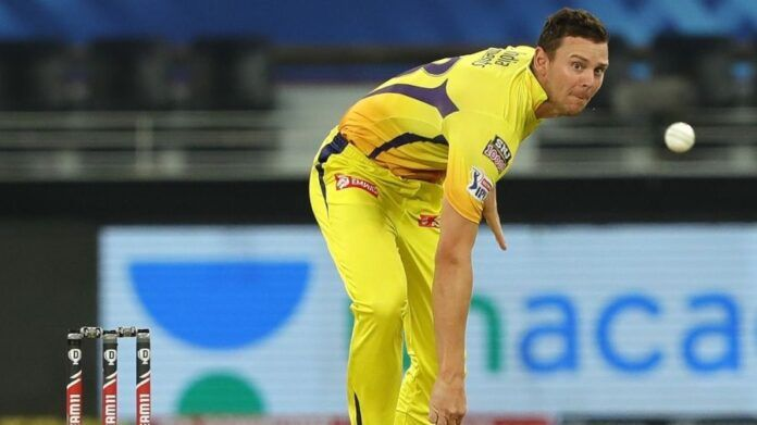Faf Du Plessis's Brother in Law might replace Josh Hazlewood for IPL 2021