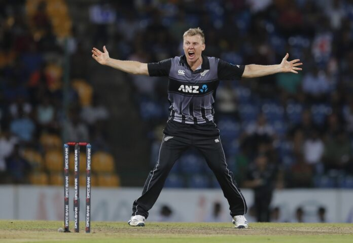 Star New Zealand selected as a replacement of Kane Richardson in RCB