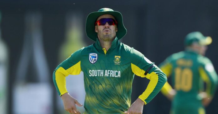AB De Villiers to make a comeback in the national team