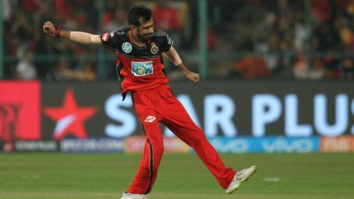 Yuzi Chahal was pulled out from IPL 2021 if it's not suspended