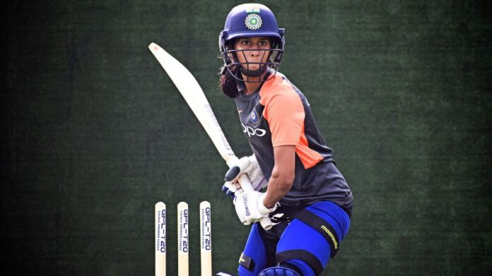 Jemimah Rodrigues ready to join Northern Superchargers for the Hundred League