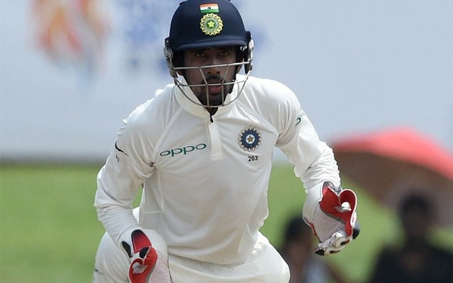 Young Indian Cricketer selected as a back-up for Wriddhiman Saha ahead UK Tour