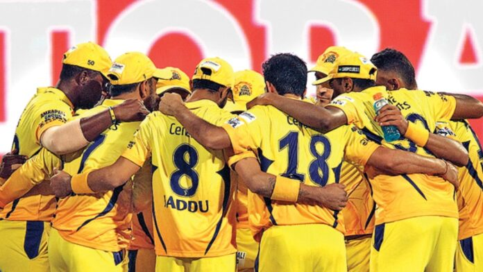 Three Members from CSK Franchise has been tested covid positive