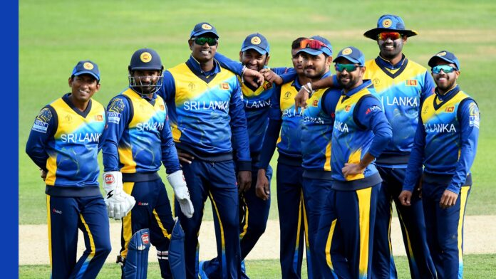 Two Sri-Lankan Players tested covid positive