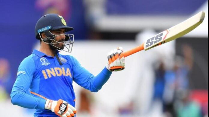 Ravindra Jadeja confessed the target he took on other player as Sword Celebration in World Cup 2019