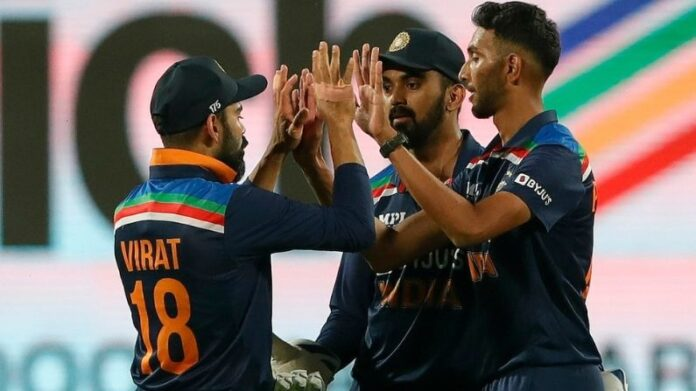 Fluctuations has been made in the schedules of India vs Sri Lanka Series