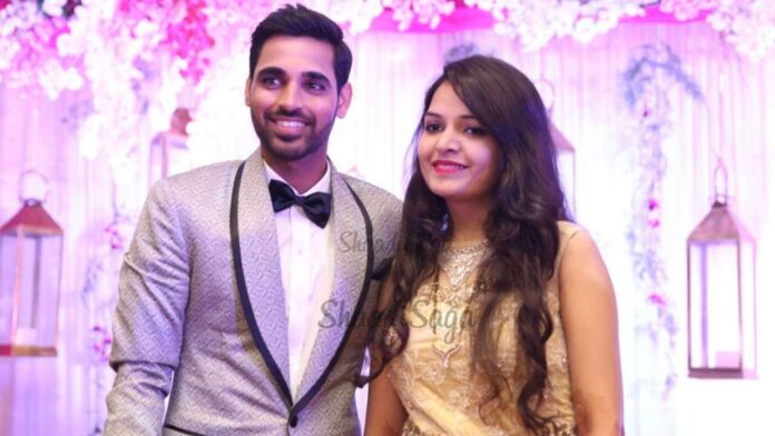 Star Indian Player and his wife under quarantine