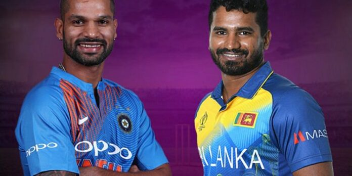 Announcement of Match Schedule for the India tour of Sri-Lanka